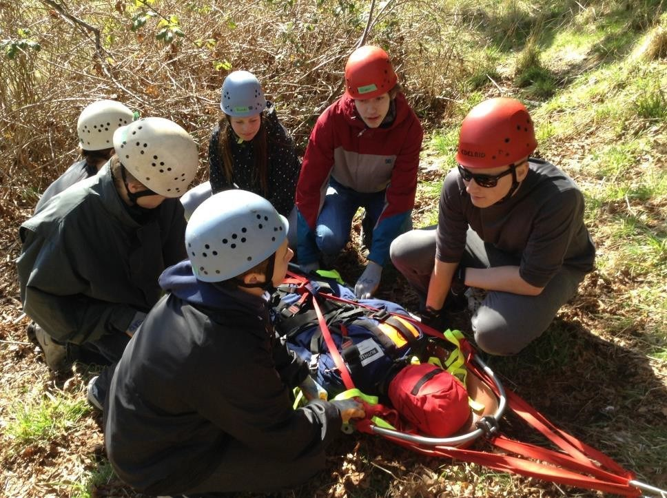 Search and Rescue Outdoor Academy - March 25 to April 6, 2018