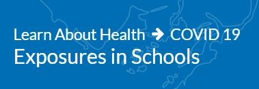 Exposures in Schools - Island Health